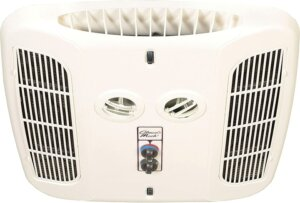 Coleman 9430D7153 Adb Deluxe Chillgrille White